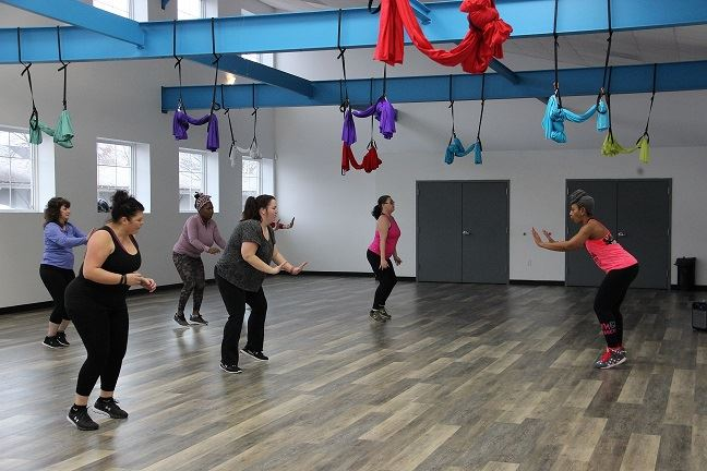Zumba Fit Room_