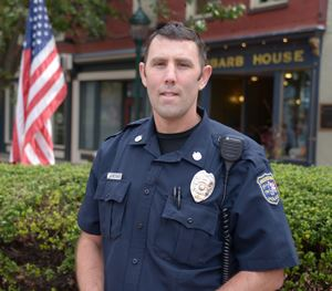 Officer Tim Culp