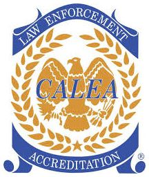 Commission of Accreditation for Law Enforcement Agencies Logo