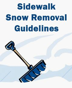 Snow Removal Policy