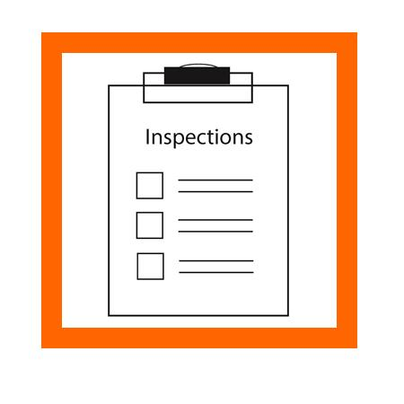 Inspections Homepage