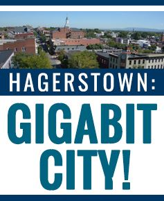 Hagerstown: Gigabit City!