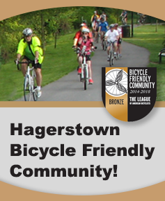 Spotlight Hagerstown Friendly Bike Community Survey