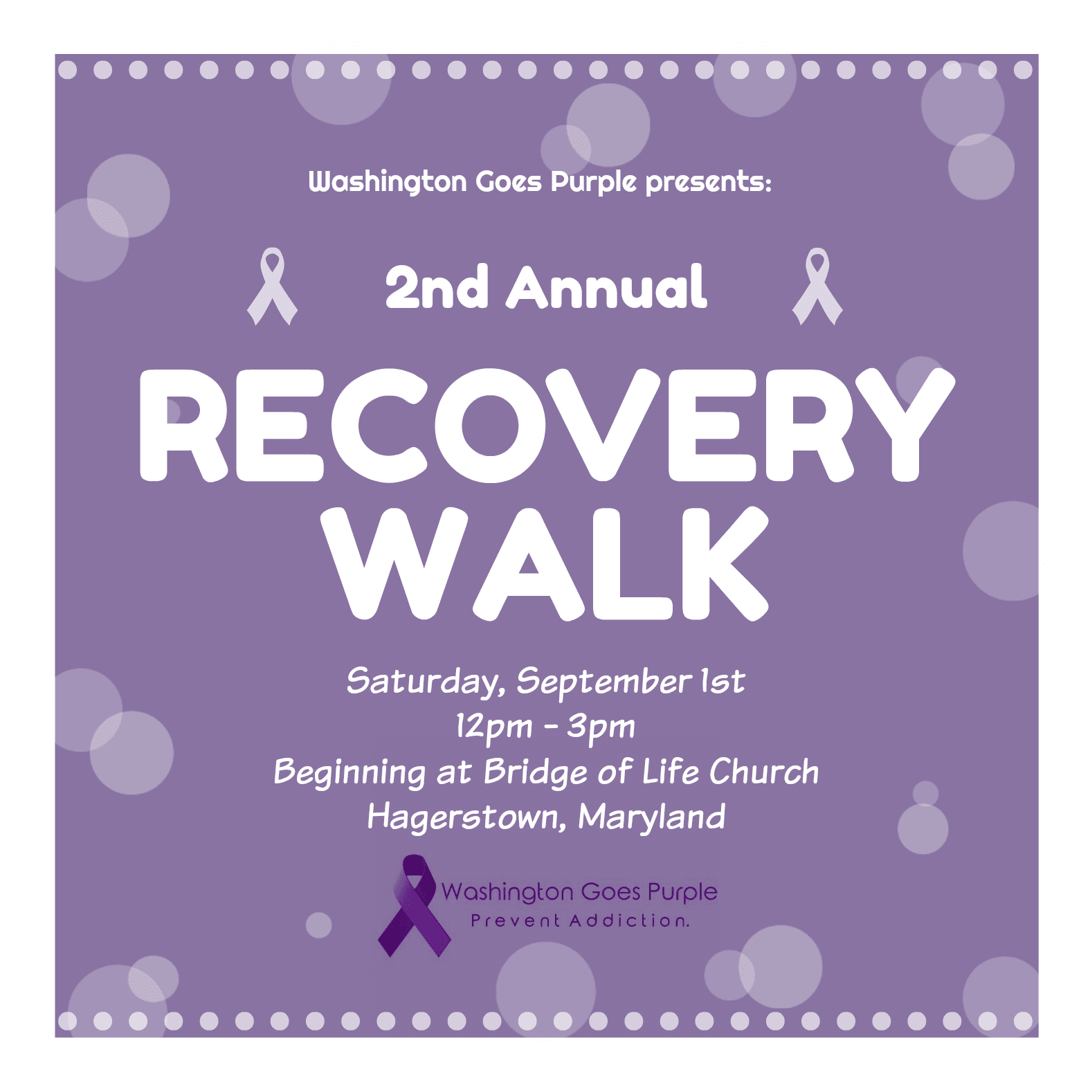 Recovery Walk