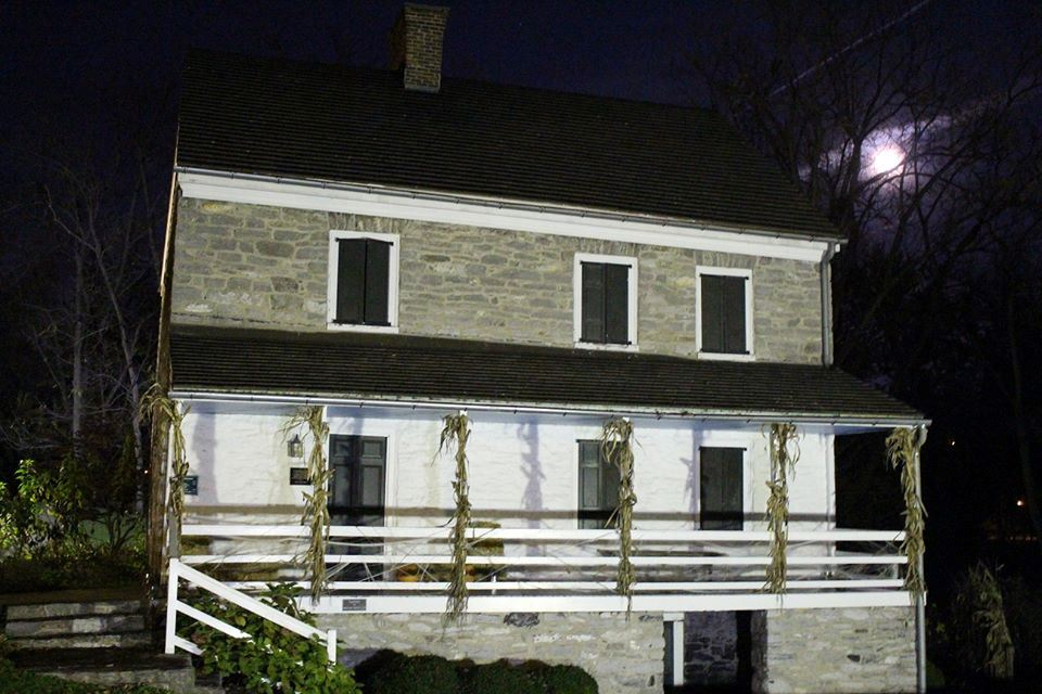 Hager House Ghost Tour