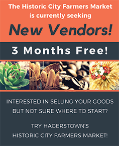 Market Vendors Wanted