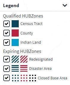 HUBZone Program | Hagerstown, MD - Official Website on sba locator map, sba district map, sba zones map, agua caliente reservation land map, fedex zone map, sba service centers map, sba region map,