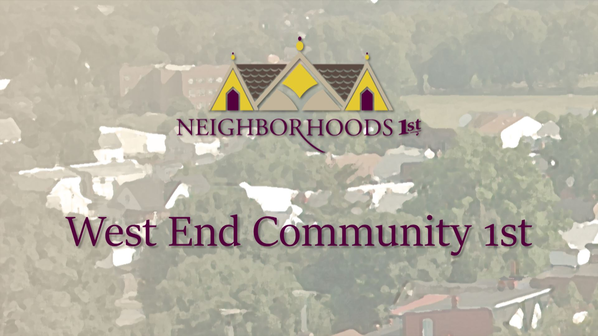 West End Community 1st