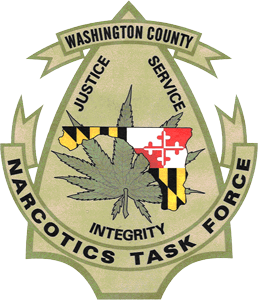 Narcotic Task Force Logo