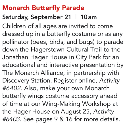 Monarch Butterfly ParadePNG