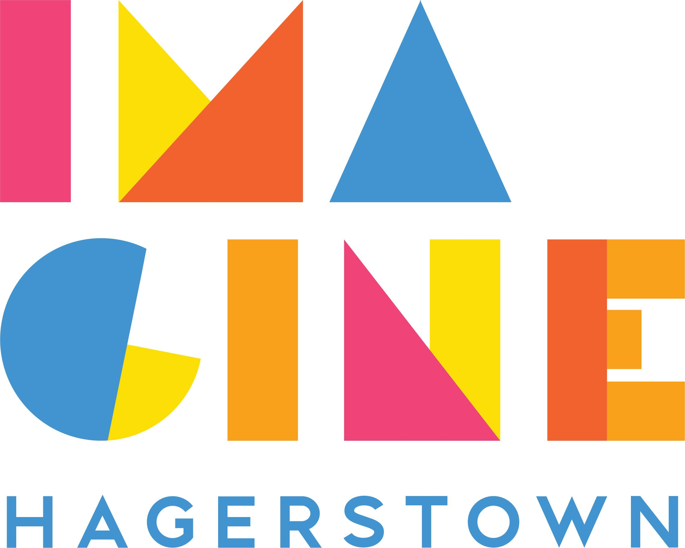 Imagine Hagerstown Logo