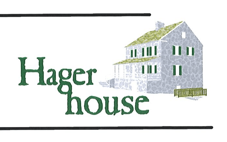 Hager House Logo