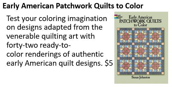 Coloring _ quilts