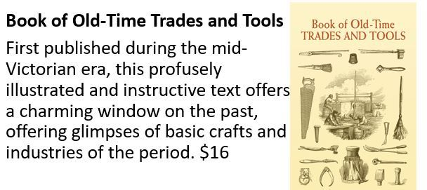 Trades and Tools book_.
