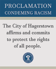 Proclamation Condemning Racism