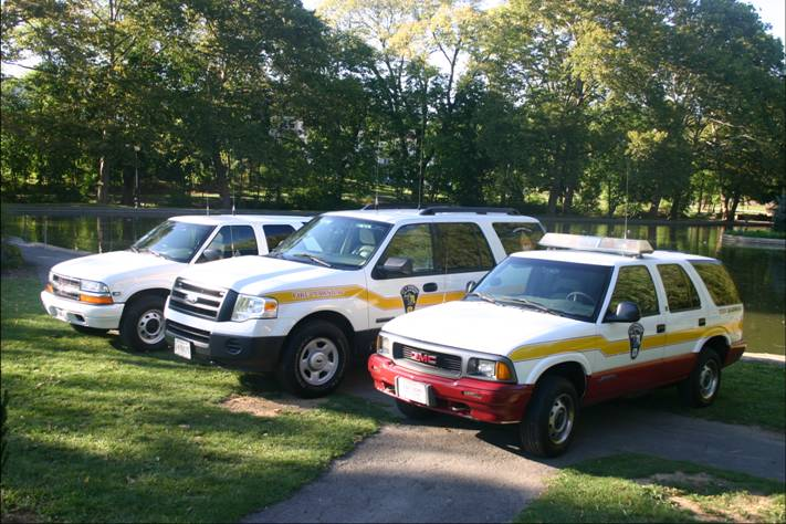 Fire Marshal Vehicles
