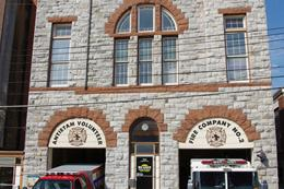 Engine 2's Quarters