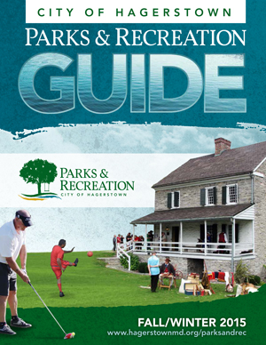 Parks and Rec Guide Winter 2015