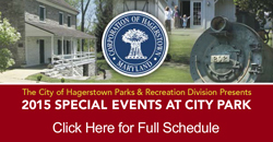 2015 City Park Special Events