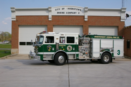 Engine 3 Apparatus