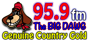 95.9 The Big Dawg Genuine County Gold